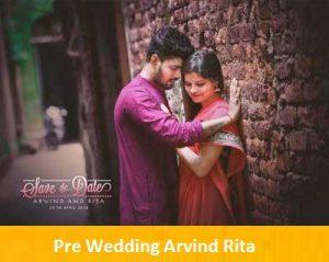 Pre Wedding Photography Arvind Rita