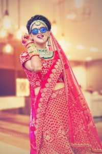 ankita vaibhav wedding bridal swag