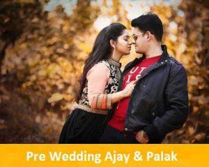 Pre Wedding Photography Ajay Palak – Darjeeling